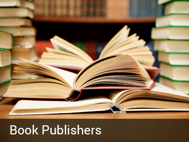 For Book Publishers